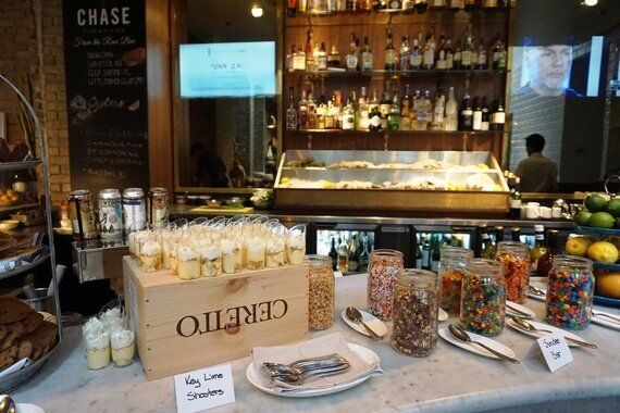 New In Town: Brunch At Chase Fish &