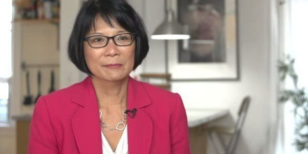 Olivia Chow's New Ad Impresses, But Polls Suggest She's Way