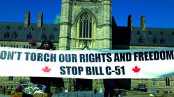 Bill C-51 Would Jeopardize the Canadian Charter of Rights and