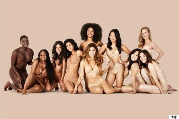 Naja Lingerie Creates Nude Underwear For Every Skin