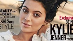 Kylie Jenner Lands Her First Solo Teen Vogue