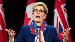 Premier Wynne Making Life Harder For Ontario