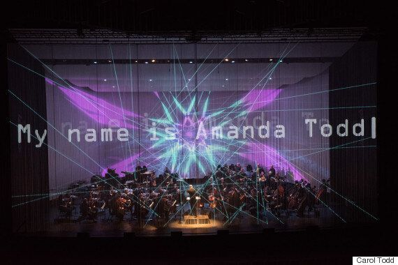 Musical Tribute To My Daughter Amanda Todd Moved Me To