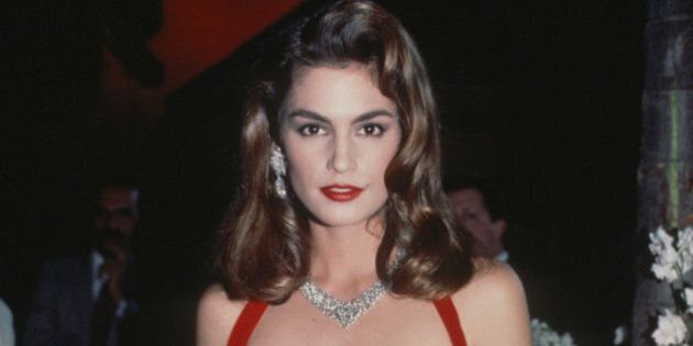A Look Back At Cindy Crawford's Incredible Style Evolution