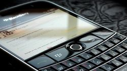 BlackBerry Comes To Sony's