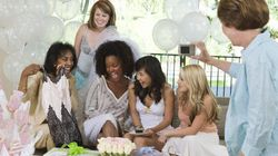 Sticky Situation: Asking Bridal Shower Guests for Cash Is a Definite
