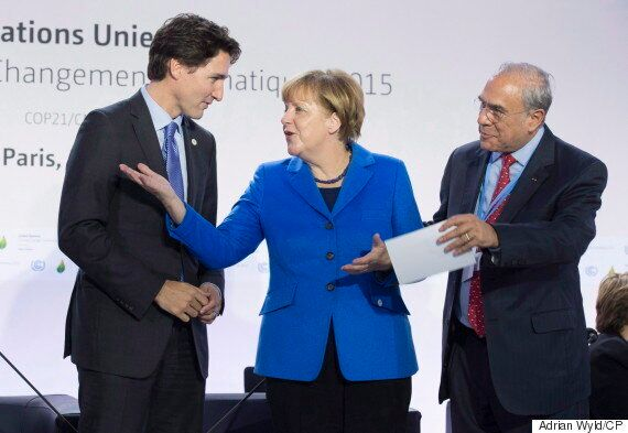 Trudeau To Hold Bilateral Meetings With Merkel, Hollande At G7 Summit In