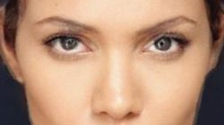 What The Combined Faces Of Angelina And Halle Tell