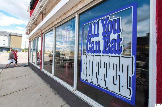 Weyburn KFC Buffet In Saskatchewan Is Prairie Tradition Under