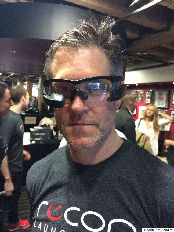 Recon Jet Beats Google Glass To