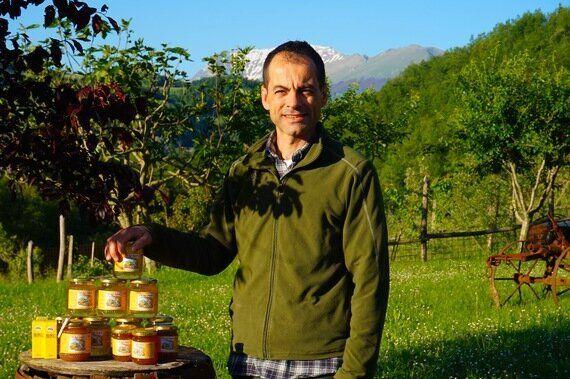 How Italian Mountain Honey Is