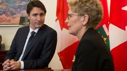 Trudeau Pledges Help For Ontario Pension