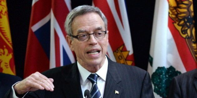 Joe Oliver Concerned About A Canada Divided Over