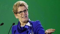 Wynne Won't Commit To Releasing Climate