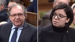 Aboriginal Affairs Minister Mocks NDP MP On Topic Of Deadly Reserve