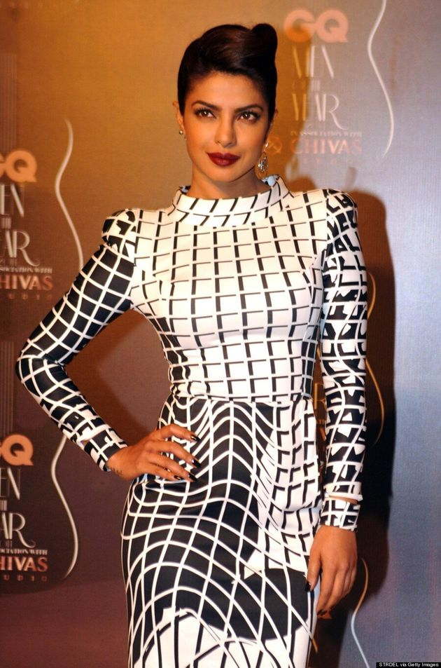 Priyanka Chopra's GQ Awards Dress Looks Like It's