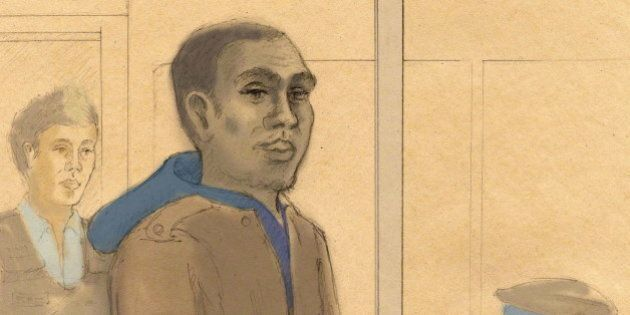 Christopher Husbands, Eaton Centre Shooter, Sentenced To