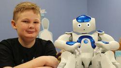 Robots Will Help Calm Hospital's Littlest
