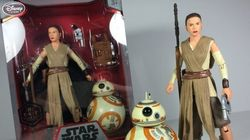 Disney Scrambles For Rey Toys After #WheresRey
