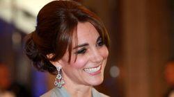 Kate Middleton Goes Sheer For 'Spectre'