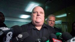 Rob Ford's Driver To Face Crack Video-Related