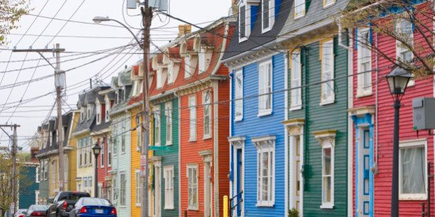 St. John's Is Richer Than Toronto, And Other Surprising Facts From StatsCan's GDP