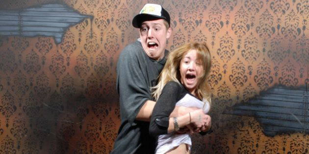 Nightmares Fear Factory: 24 Terrified Faces We Can't Stop Looking