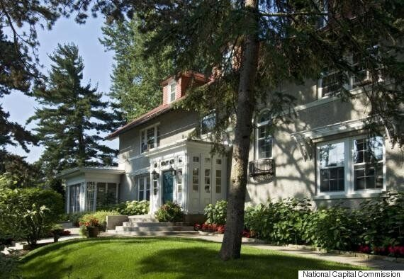 From Rideau Cottage To 24 Sussex, Ottawa's Official Residences Have Long