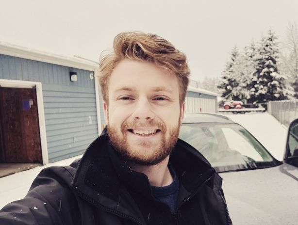 Joshua Collins, 25, is making an unlikely bid to unseat Rep. Denny Heck (D-Wash.).