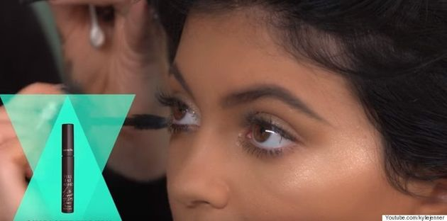 Kylie Jenner Reveals A Mascara Trick That Is Simple Yet