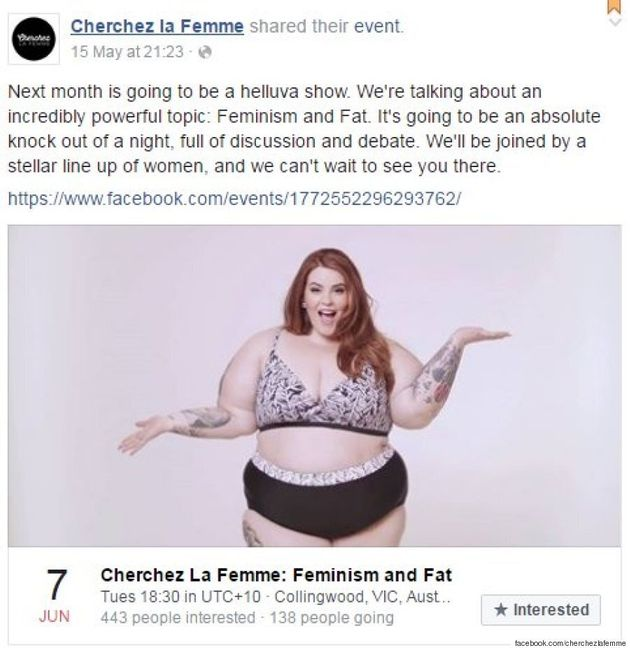 Facebook Apologizes For Banning 'Undesirable' Plus-Sized Model, Tess