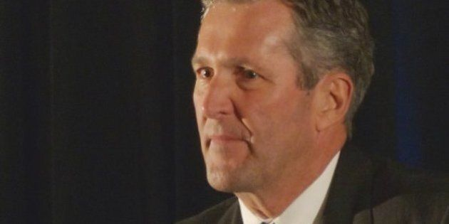 Brian Pallister Responds To NDP Accusations He's Anti-Gay