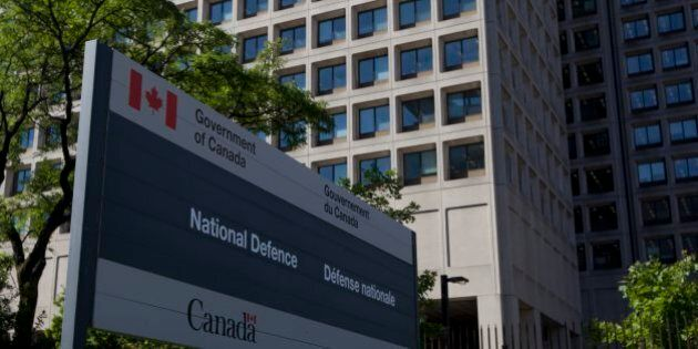 National Defence Struggling To Meet Budget