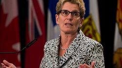 Wynne Can't Guarantee Rates Won't Rise With Hydro