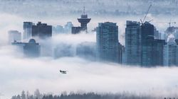 Fog Cancels B.C. Flights But Look At These