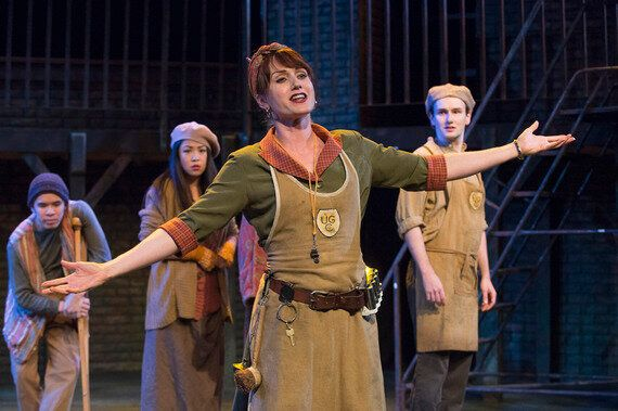 Vancouver's 'Urinetown: The Musical' Overflows With