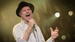 Tragically Hip's Lead Singer Diagnosed With Terminal Brain