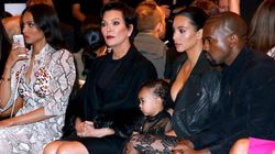LOOK: North West Has Own Seat At High Fashion