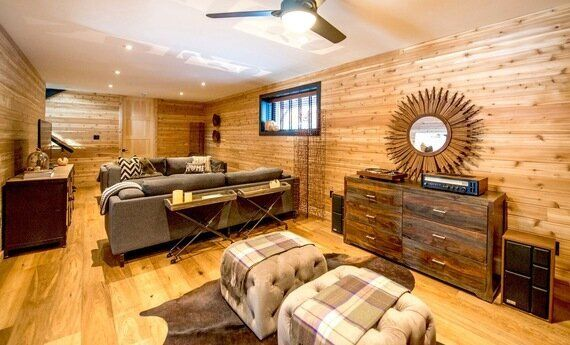 Cottage Basement