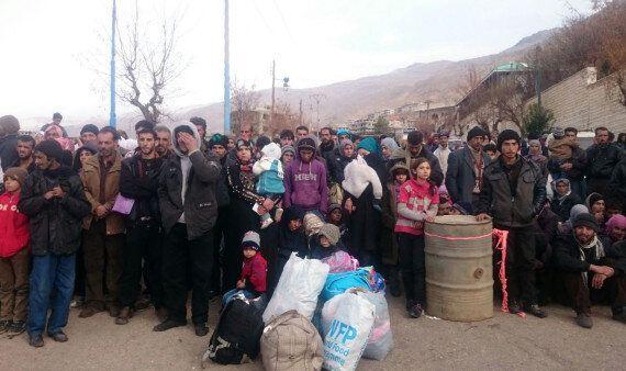 Madaya, Starving Syrian Village, Receives Food And