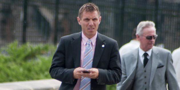 Ontario PC Leadership: Patrick Brown, Barrie MP, Enters