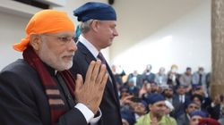 Vancouver Welcomes Indian PM With Cheers,