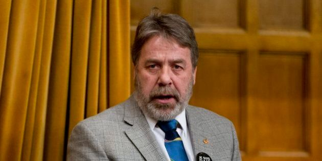 Peter Stoffer, Former NDP MP, Suggests Name Change For