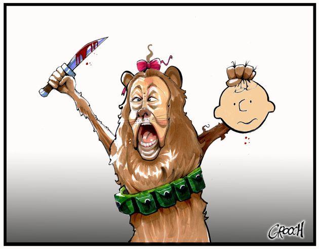The Paris Shooters Were Cowards, Charlie Hebdo Had
