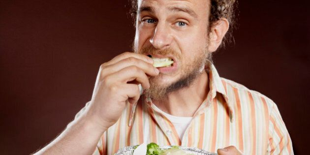 Men Will Only Add Healthy Foods To Diet If They're Convenient: