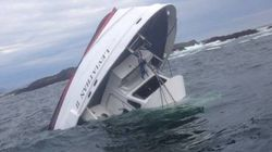 Several Dead After Tour Boat Sinks Near