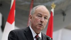 Rob Nicholson Wants To Become Interim Conservative