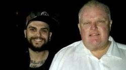 Rob Ford Spotted Back On Campaign Trail, Residents