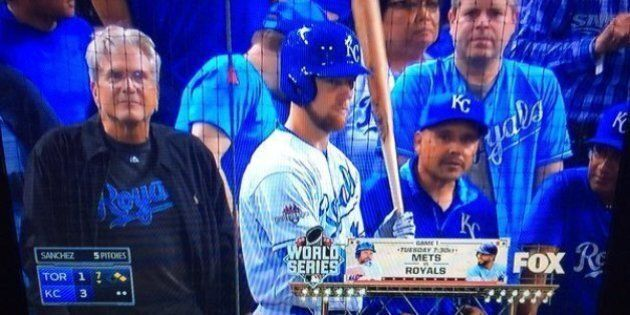 Fox Sports Shows Royals vs. Mets World Series Graphic Accidentally On ALCS Game 6