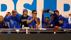 If Only This Fan's Catch Had Ruined A Kansas City Home